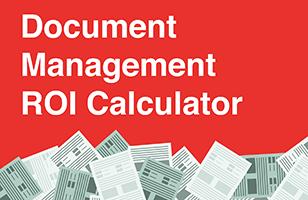 Document Management ROI Calculator Loffler Companies CTA