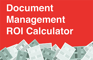Document Management ROI Calculator Loffler Companies CTA