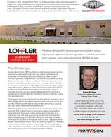 Factory Motor Parts Case Study - Loffler