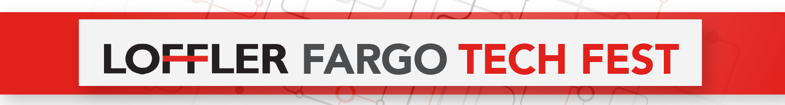 Fargo Tech Fest home page ad