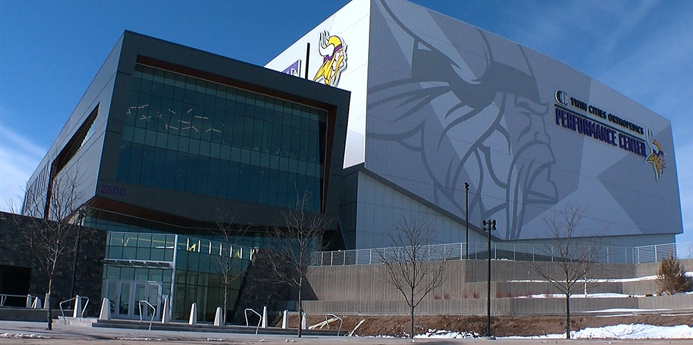 Loffler Tech Bytes Event at Vikings Training Center
