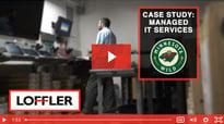 Loffler U Thumbnail Minnesota Wild Hockey Loffler Companies IT Managed Services Support Case Study