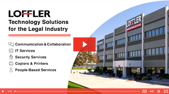 Technology Solutions for the Legal Industry video