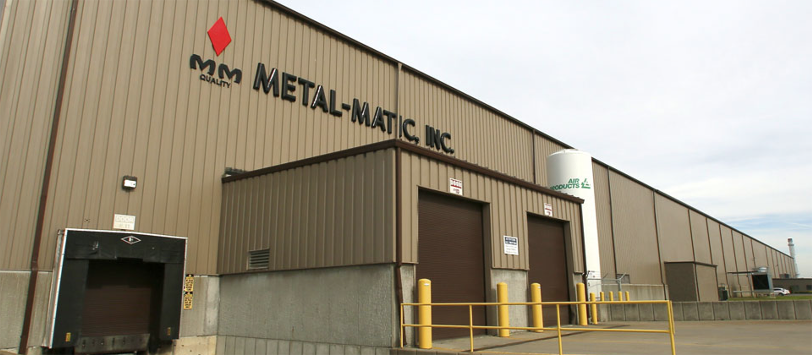 Metal Matic CIO Services Case Study Loffler Companies