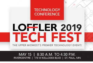 Tech Fest scroll CTA