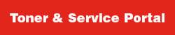 Toner & Service portal button