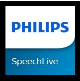 Philips Speech Live Logo