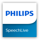 Philips Speech Live Logo
