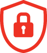 security icon red