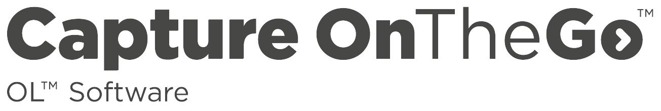 Capture On the Go Logo