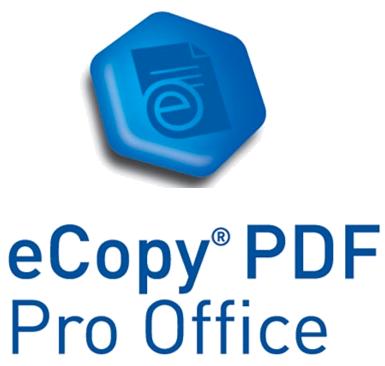 eCopy Pro Logo
