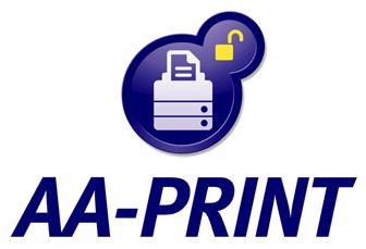 Canon AA Print Logo
