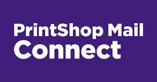 PrintShop Mail Connect Logo
