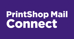 PrintShop Mail Connect Logo