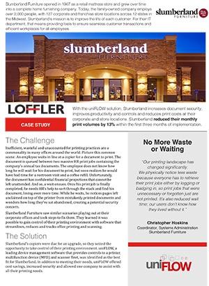 Slumberland Case Study image 2