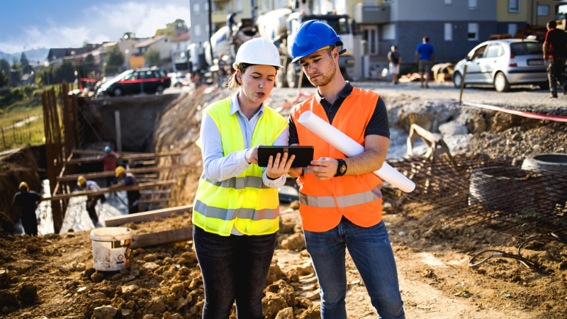 3 Cloud Solutions to Increase Construction Site Security