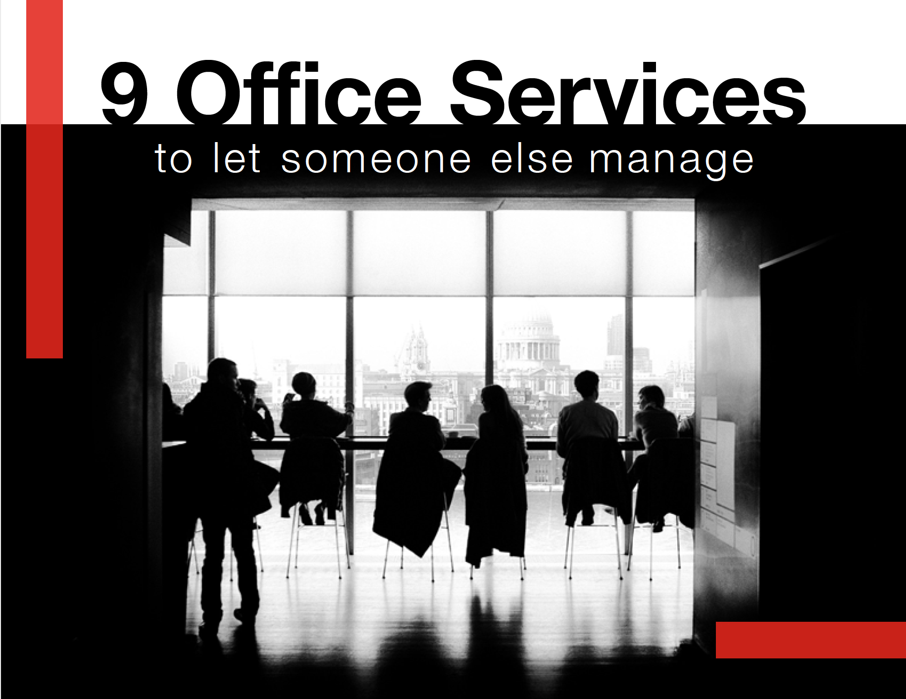 9 Office Services to Let Someone Else Manage Cover Loffler Companies