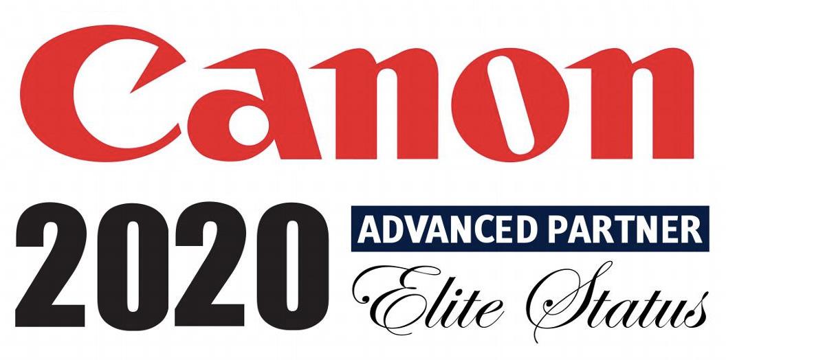Canon 2020 Elite Satus logo