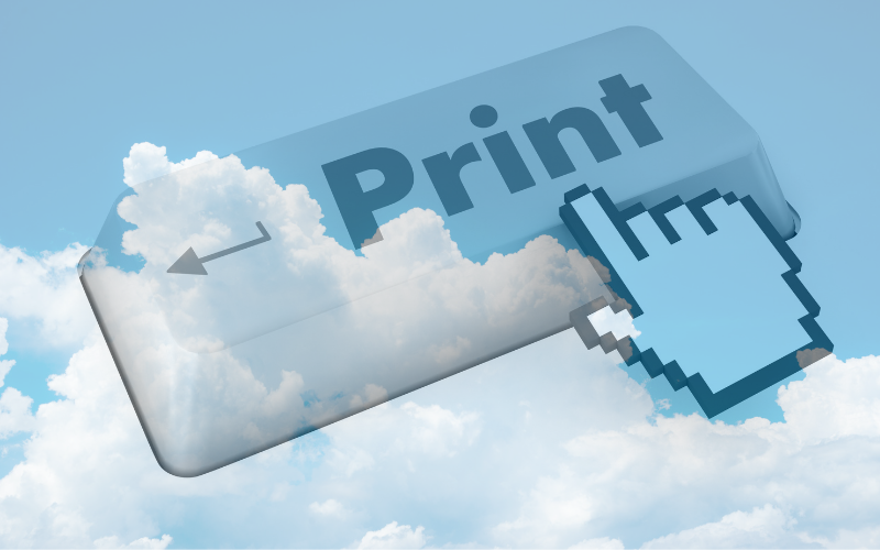Print to the Cloud; Retrieve at the Office