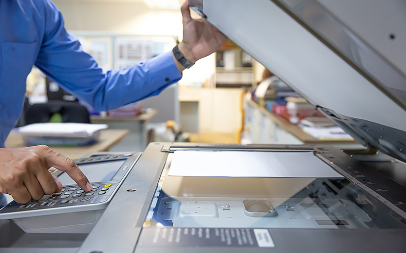 How to Buy an OfficeCopy Machineor Printer