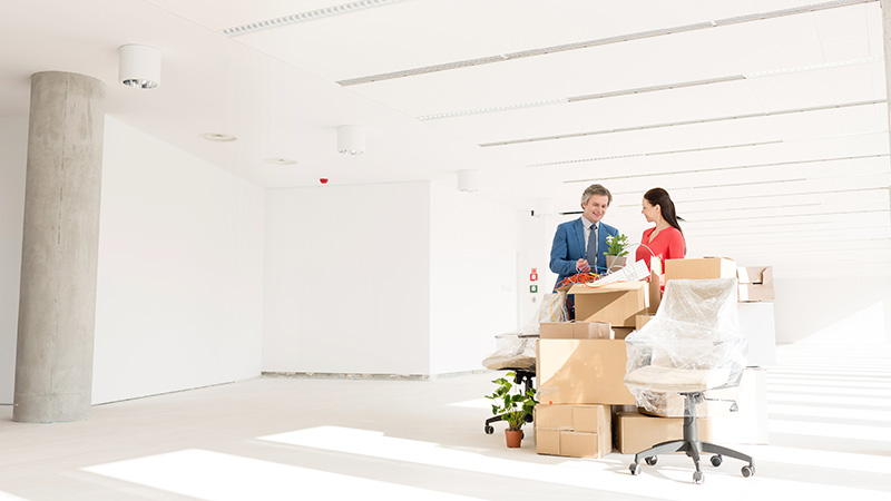 ITUpgrades to Consider When Moving Offices