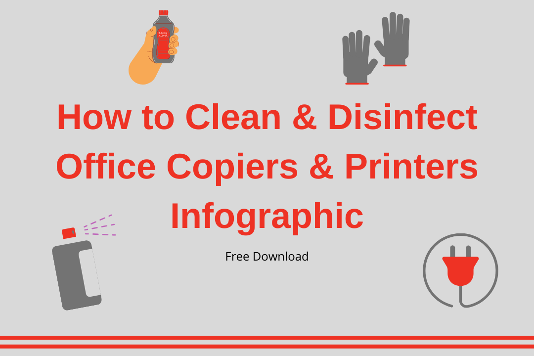 Disinfect Copiers and Printers