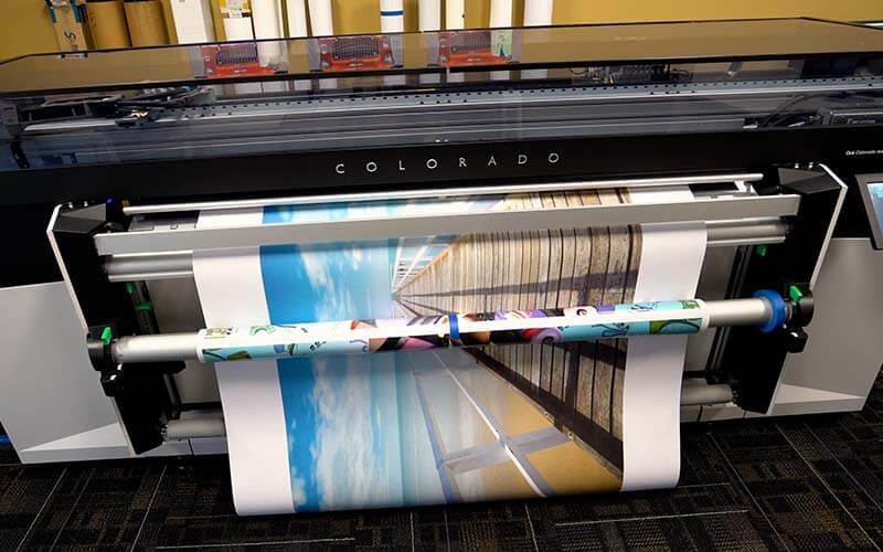 Top Reasons to Own a Wide Format Printer