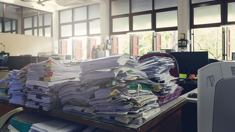 Six Real Workplace Headaches Solved with a Document Management System