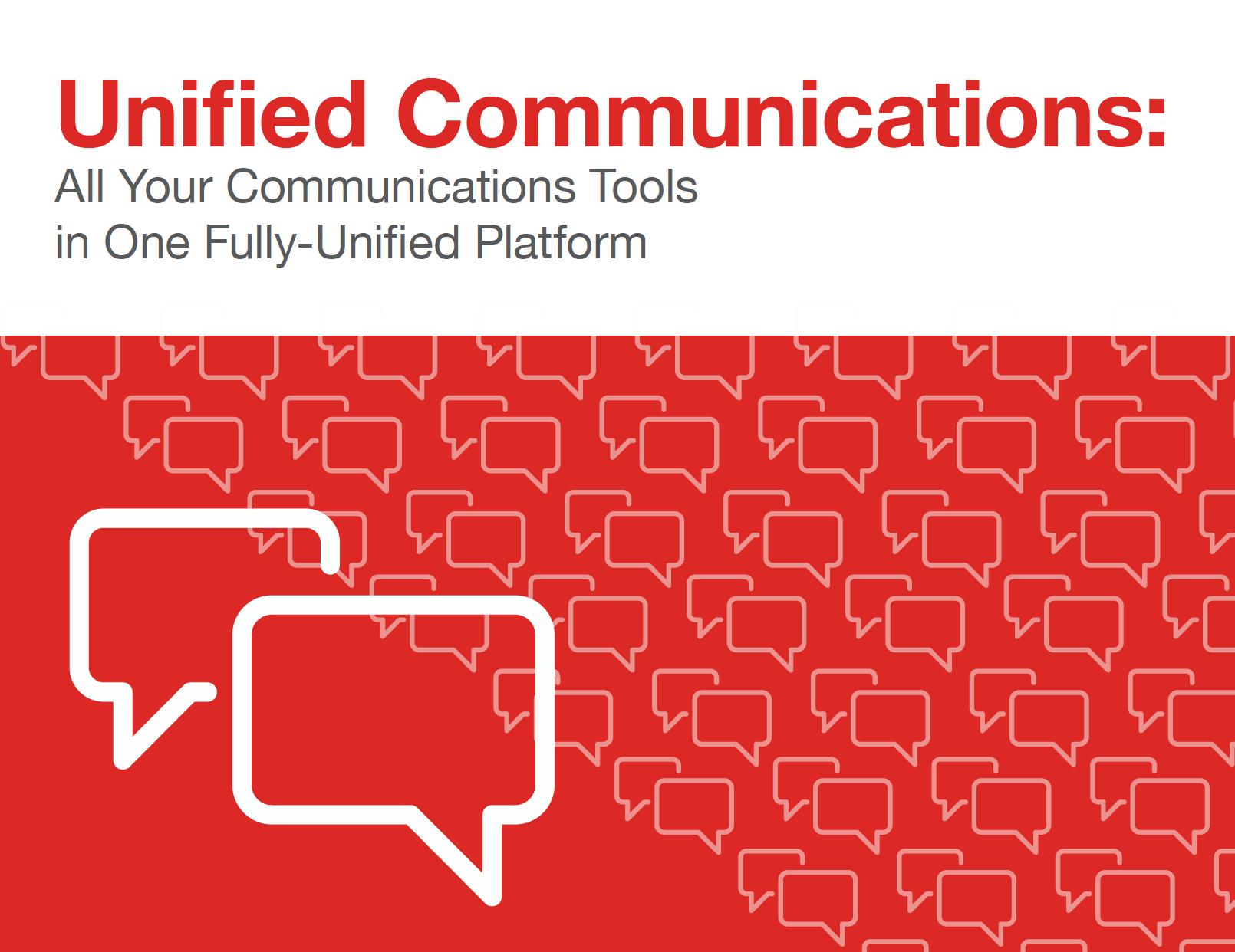 Unified Communications Ebook Cover Loffler Companies