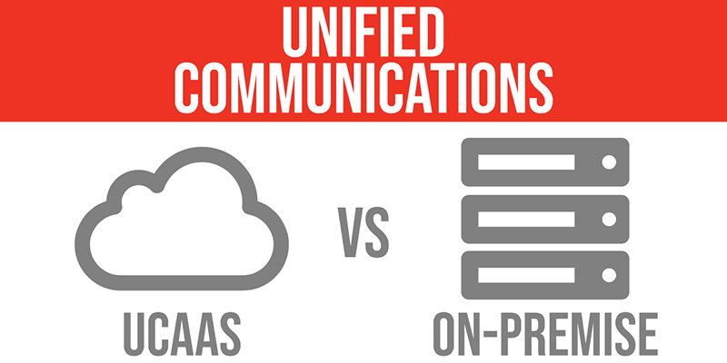 Business Phone System Breakdown: UCaaS vs On-Premise